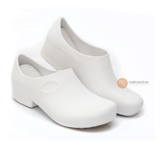 Sapato Antiderrapante Sticky Shoe Nor Branca Ca 39.848