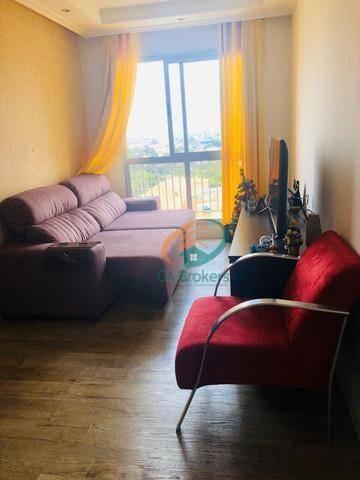 Imagem 1 de 20 de Apartamento Com 2 Dormitórios À Venda, 55 M² Por R$ 255.000,00 - Jardim São Judas Tadeu - Guarulhos/sp - Ap2356