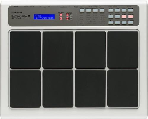 Imagen 1 de 6 de Bateria Electronica Roland Spd20 X Octapad 700 Sonidos Usb