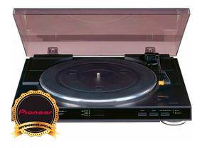 Toca Discos Pioneer Vinil Pl990 Vintage Motor Dc Phono 110v
