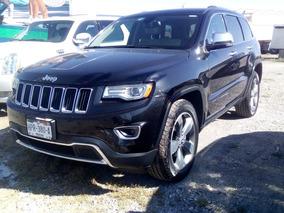 Jeep Grand Cherokee Limited Lujo V6 4x2 Aut