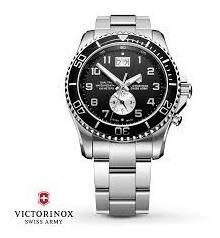 Relógio Victorinox Maverick Gs Dual Time / 241441