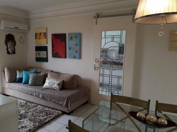 Apartamento Residencial À Venda, Estuário, Santos. - Ap5251