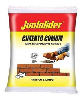 Cimento Comum Juntalider 5kg Cinza