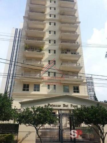 Apartamento Em Condomínio Padrão Para Venda No Bairro Campo Belo, 4 Dorm, 4 Suíte, 5 Vagas, 410 M². - 51