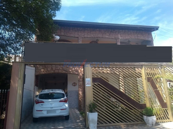 Casa À Venda Em Jardim Paulicéia - Ca266610