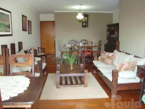 Imagem 1 de 14 de Vila Bastos - Apartamento Com 126m2 - Estuda Permuta Por Apt - 1033-6523