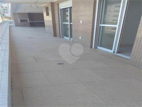 Imagem 1 de 30 de Apartamento-praia Grande-canto Do Forte | Ref.: Reo579627 - Reo579627