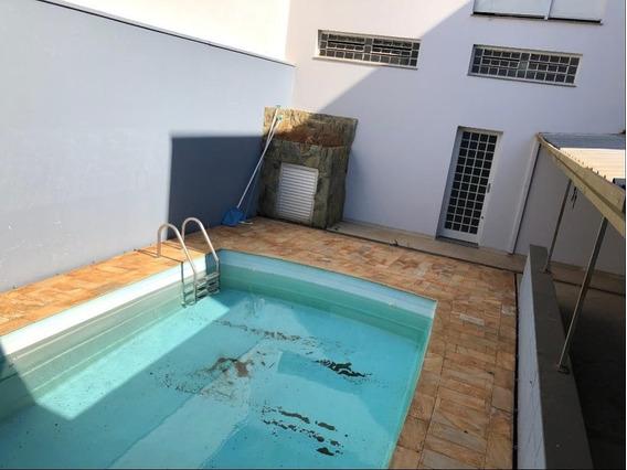 Casa Em Vila São Carlos, Mogi Guaçu/sp De 150m² 3 Quartos Para Locação R$ 2.500,00/mes - Ca591007