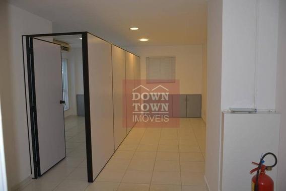 Downtown Sala Comercial Venda, 75 M² Por R$ 650.000 - Barra Da Tijuca - Rio De Janeiro/rj - Sa0165