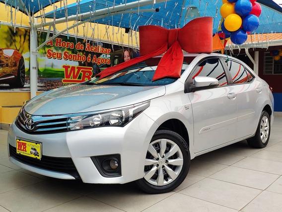 Toyota Corolla 2016 Gli 1.8 Flex Automático
