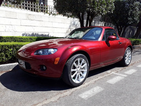 Mazda Mx-5 Grand Touring, Tm6, Impecable, Pocos Kms