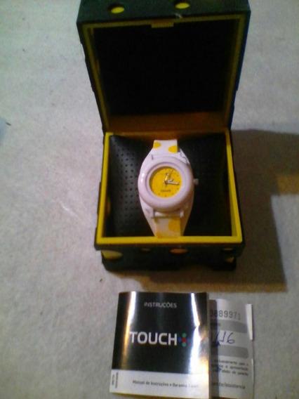 Relógio Claudia Leite Original