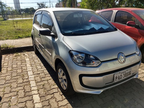 Volkswagen Up Take 5 Portas 2016 38.500 Km