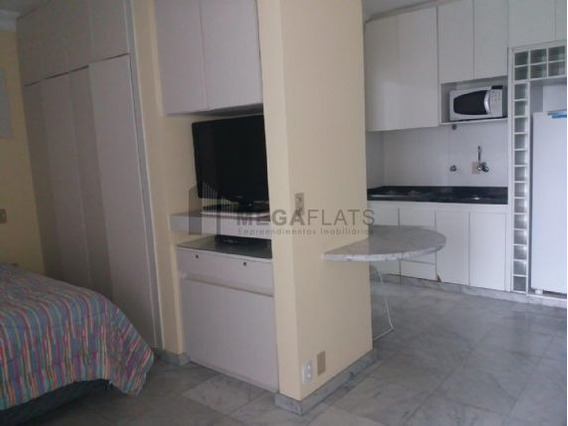 05949 - Flat 1 Dorm, Cidade Jardim - São Paulo/sp - 5949