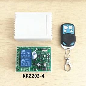 Mini Placa Para Automacao Residencial Rele Rf433 Com 2 Reles
