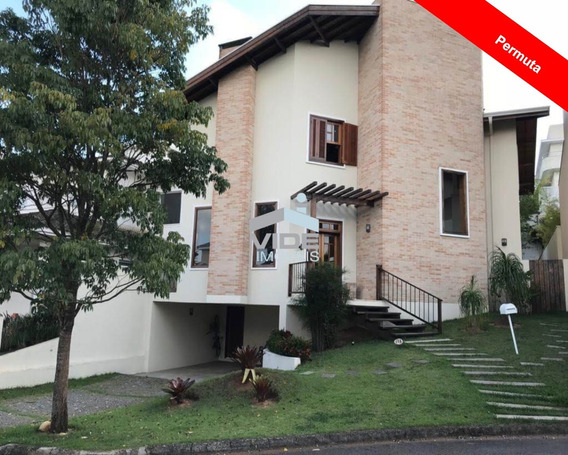 Casa À Venda No Jardim Recanto Em Valinhos - Ca03921 - 34446101