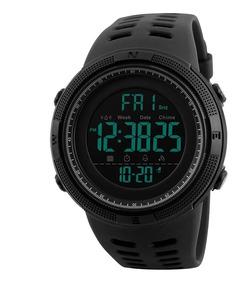 Relógio Masculino Digital Calendário Prova D