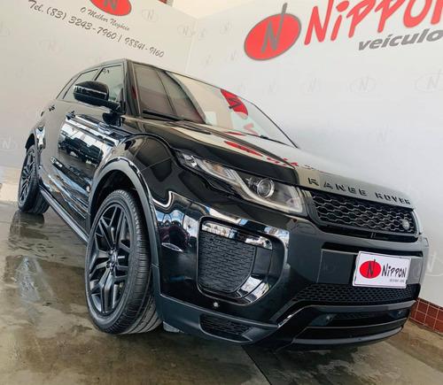 Land Rover Range Rover Evoque 2.0 Hse Dynamic 4wd 16v Flex