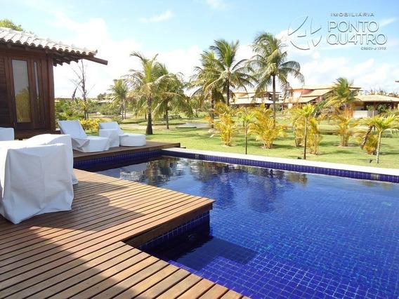 Casa Em Condominio - Costa Do Sauipe - Ref: 5624 - V-5624