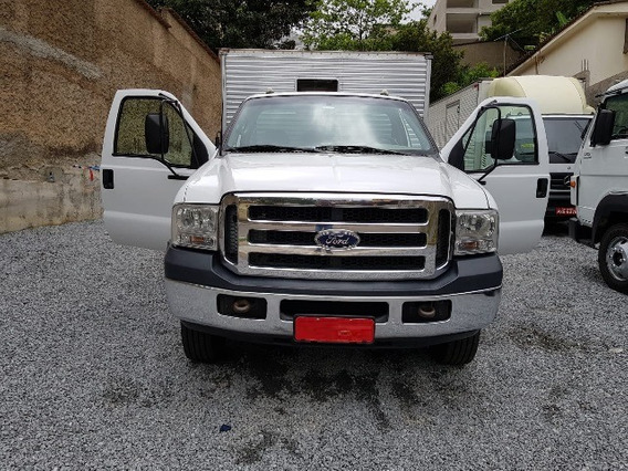 Ford F 4000 4x4 Cabine Suplementar Cabine Auxiliar Ano 2016