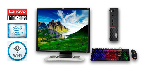 Computador Lenovo M910 Core I5 6ª Ger 8g Hd500 Brinde (wifi)