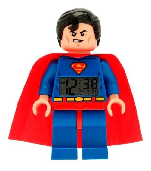 Reloj Digital Niño Superman Outlet - Lego & Bulbbotz Oficial