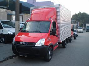 Iveco Daily 35s14 Bau 0km Com Ar Condicionado