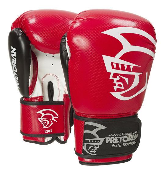 Luva De Boxe/muay Thai Pretorian Elite Training 12oz Ver