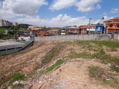 Terreno Comercial Para Locação, Jardim Rosalina, Cotia. - Te0518