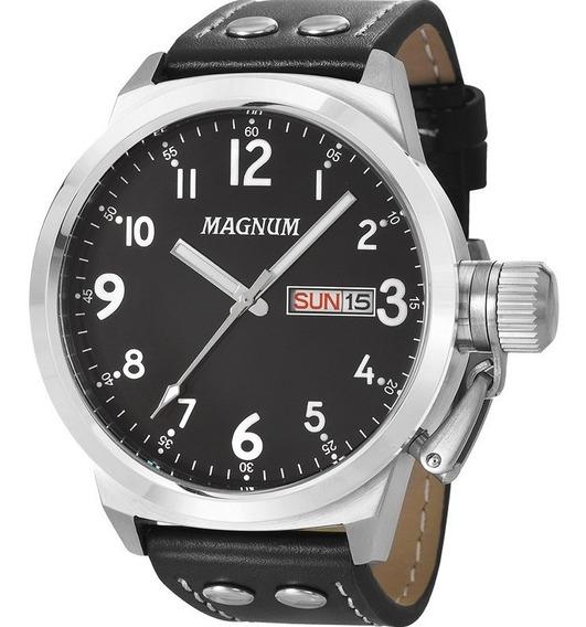 Relógio Magnum Masculino Original Garantia Nota Ma32774t