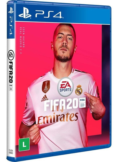 Game Fifa 20 Standard Edition - Ps4