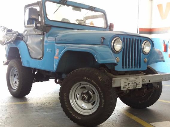 Ford Jeep Willys Cj5 1979 Excelente Estado