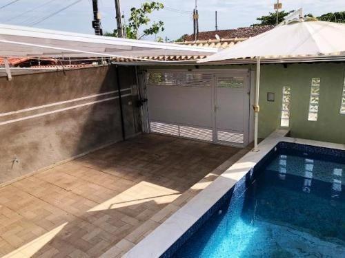 Ótima Casa Com Piscina E Ar Condicionado - Itanhaém 6495 Npc