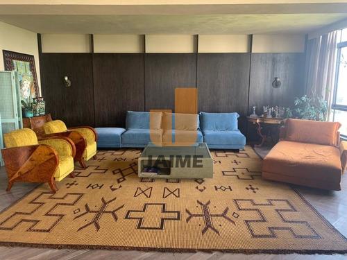 Apartamento Em Higienópolis 4 Dormitórios, 2 Suítes Com 3 Vagas Imperdível!!!  - Bi2961