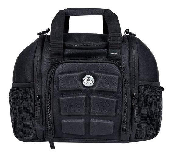 Bolsa Térmica Six Pack Bag Innovator Mini Stealth - Preta