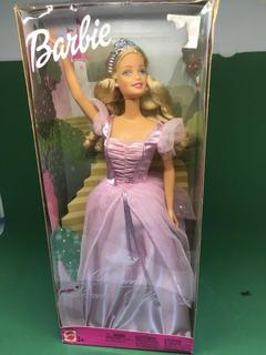 Barbie Princess Princesa Playline Antiga 2002