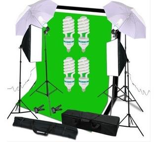 Kit Estudio Fotográfico Iluminación Envío Gratis
