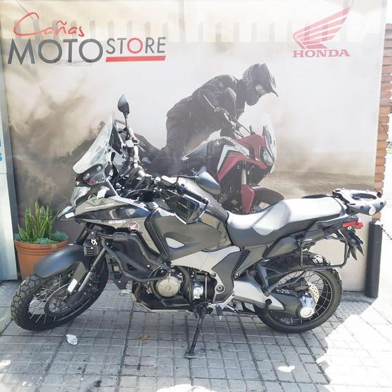 Honda Vfr 1200x Crosstourer Negra 2015