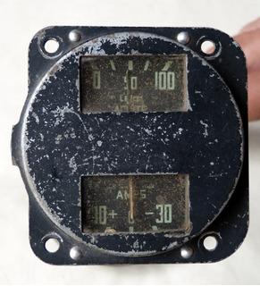Instrumento Medidor Presion Aceite Y Amperimetro Jeep Camion