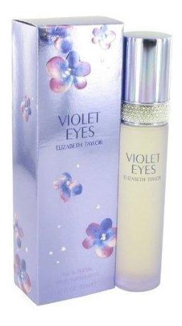 Elizabeth Taylor Ojos De Color Violeta Perfume De Mujer 1.7
