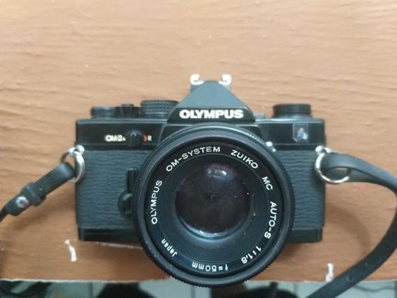 Camara Fotografica Olimpus Y Maximatic Analogas