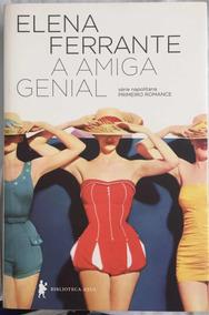 Livro A Amiga Genial - Primeiro Romance