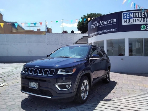 Jeep Compass 2.4 Limited Lujo