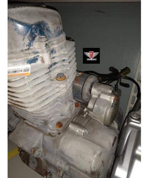 Motor Fan 125 Partida Elétrica