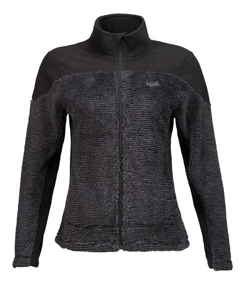 Chaqueta Mujer Lippi Ferret Shaggy-pro Jacket Negro I19