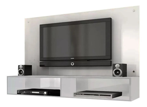 Rack Para Lcd - Panel De Tv - Soporte Para Led Blanco