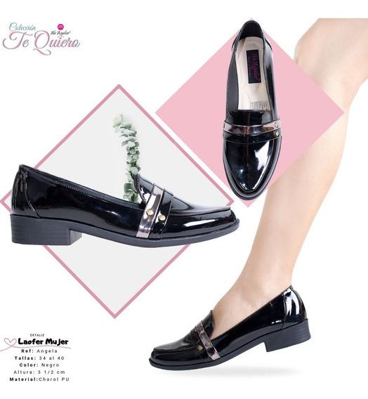 Zapatos Para Mujer Loafers Tallas Desde 34 Hasta 40