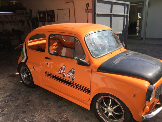 Vendo Permuto Mayor /menor Fiat 600 Motor 1.6 Fiat