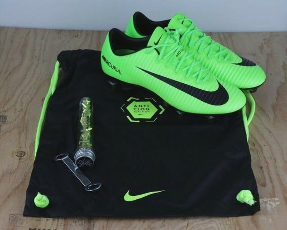 Zapatos Nike Mercurial Vapor Xi Sg Pro Ac ( Talle 8 )